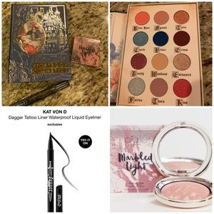 NWT Storybook Briar Rose palette bundle